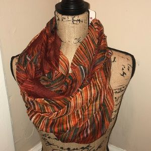 Accessories - Infinity scarf NWT